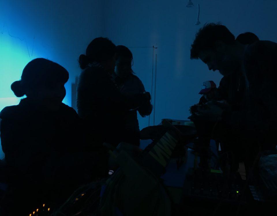 Laboratorio INFRA en La Paz